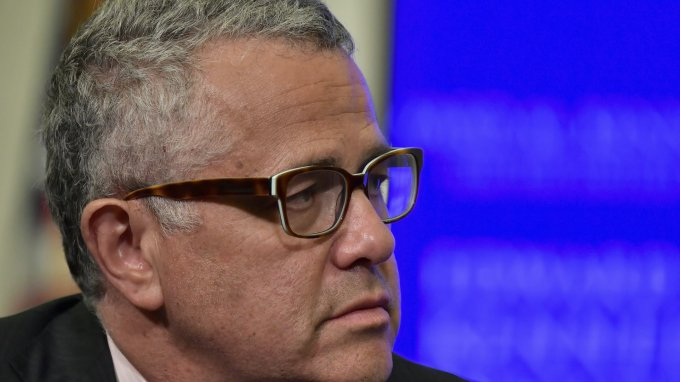 Writer Jeffrey Toobin suspended after exposing himself during Zoom call