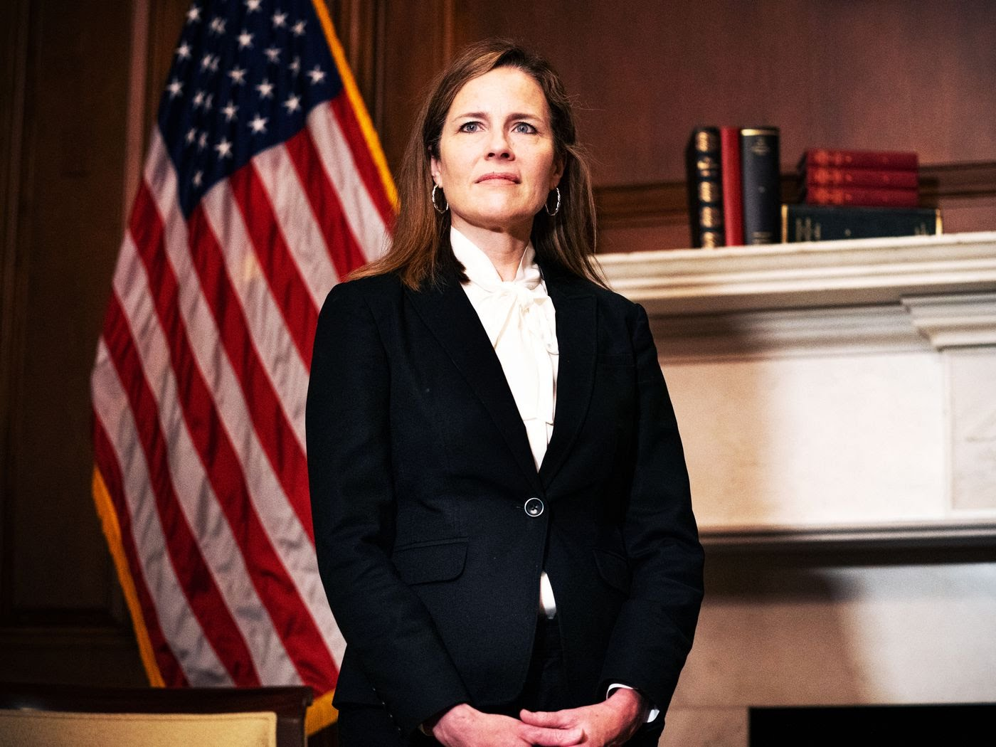 Amy Coney Barrett confirmed to supreme court in major victory for US conservatives
