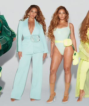 Sneak peek of Beyoncé's new Ivy Park x Adidas collection
