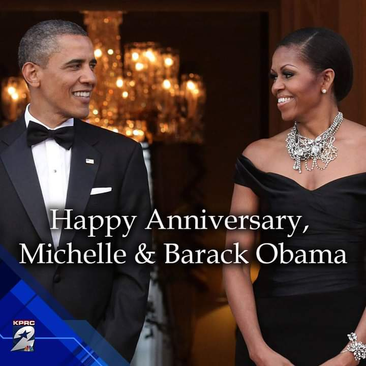 Barack, Michelle Obama celebrate 28th wedding anniversary: 'It's getting better all the time'