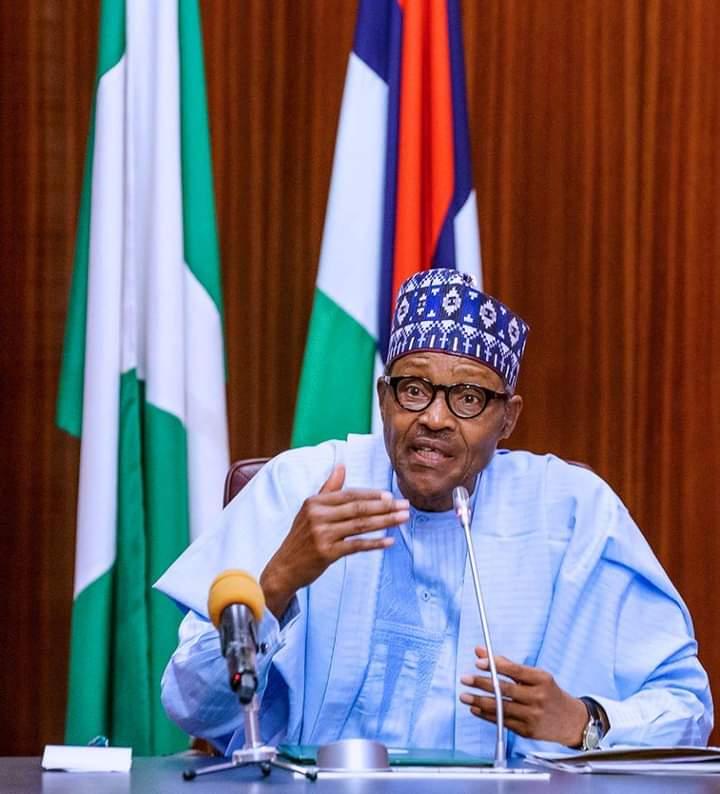 Nigerian president Buhari bows to Nigerians, dissolves SARS