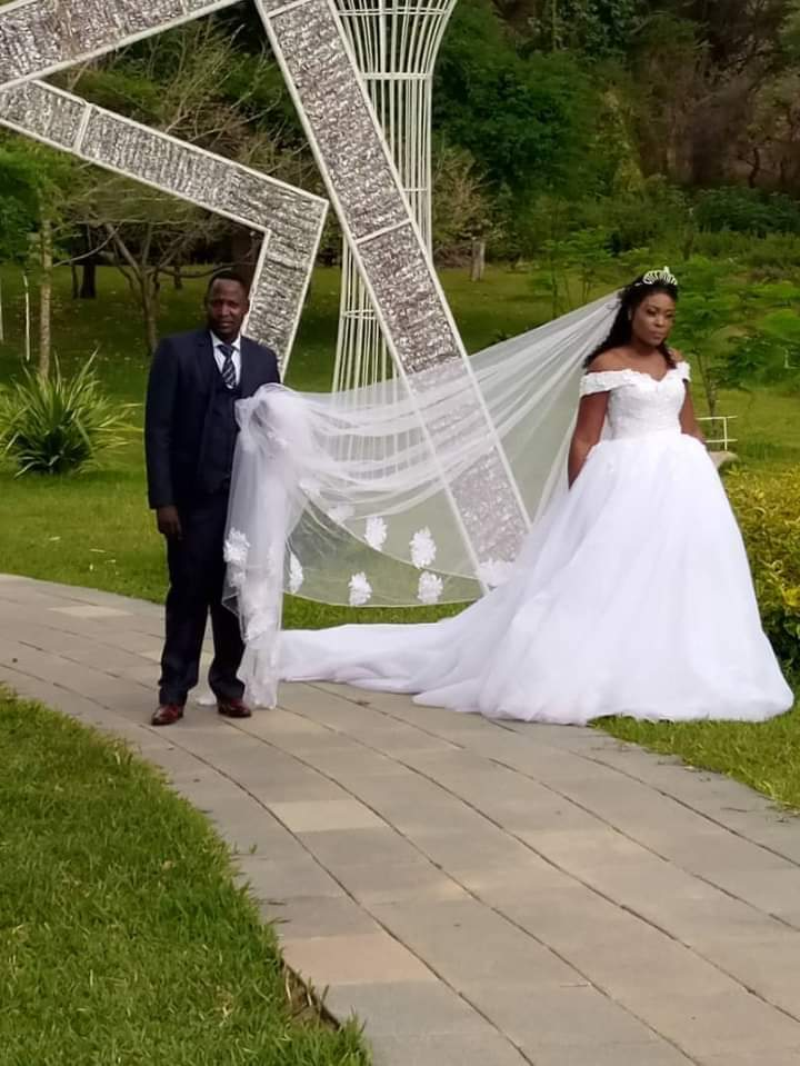 A Chainda Man Was Caught By His Wife Marrying Another Wife in Church