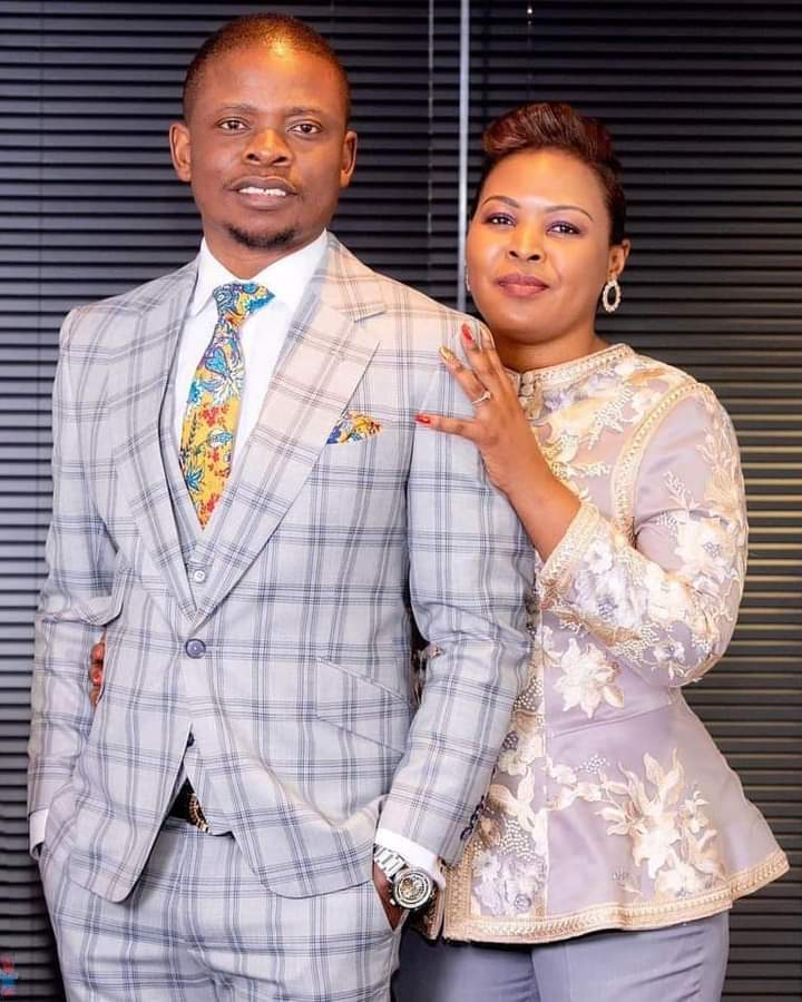 Prophet Shepherd Bushiri and his wife Mary arrested in R100m fraud and money-laundering .