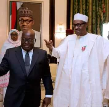 """Nana Akufo-Addo """"I have spoken with President Buhari he is committed to end #EndSARS"""