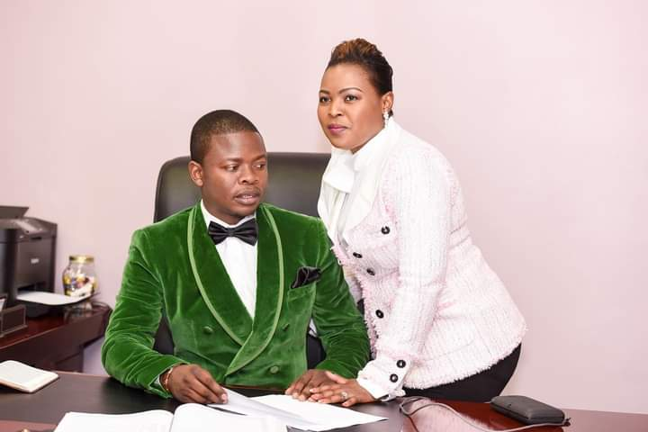 Prophet Bushiri and his wife Mary are allegedly in SA illegally