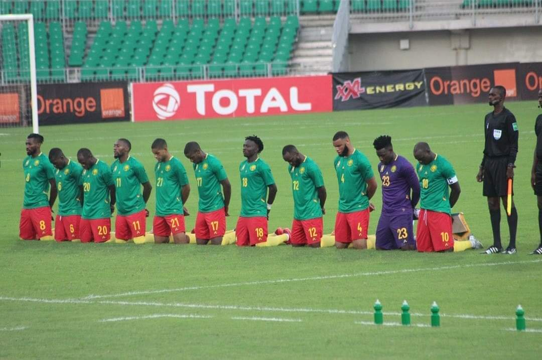 Afcon qualifiers: Cameroon humble Mozambique 4-1 to top Group