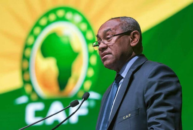 (CAF) president handed a five-year ban