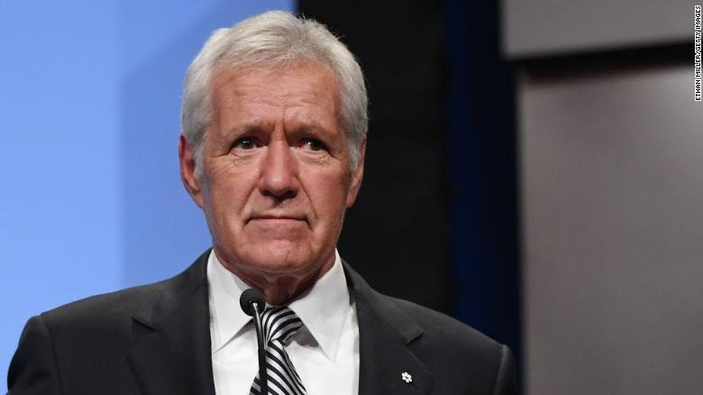 Alex Trebek, long-running 'Jeopardy' host, dead at 80
