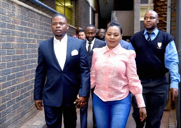 BUSHIRIS ARRESTED AFTER HANDING THEMSELVES OVER TO MALAWI POLICE