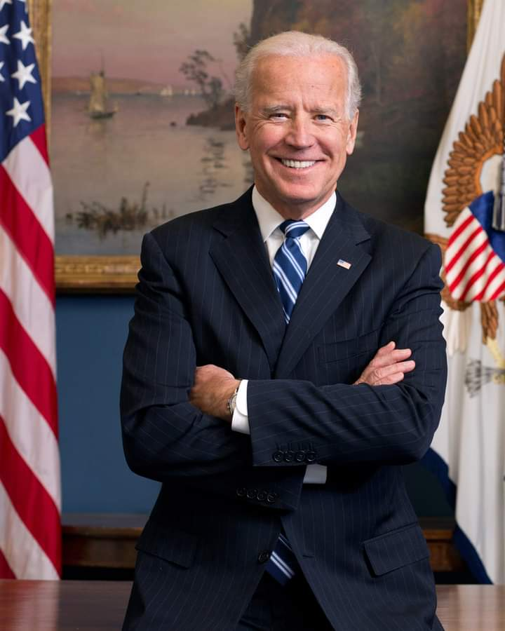 Joseph Robinette Biden Jr. has been elected the 46th president of the United States