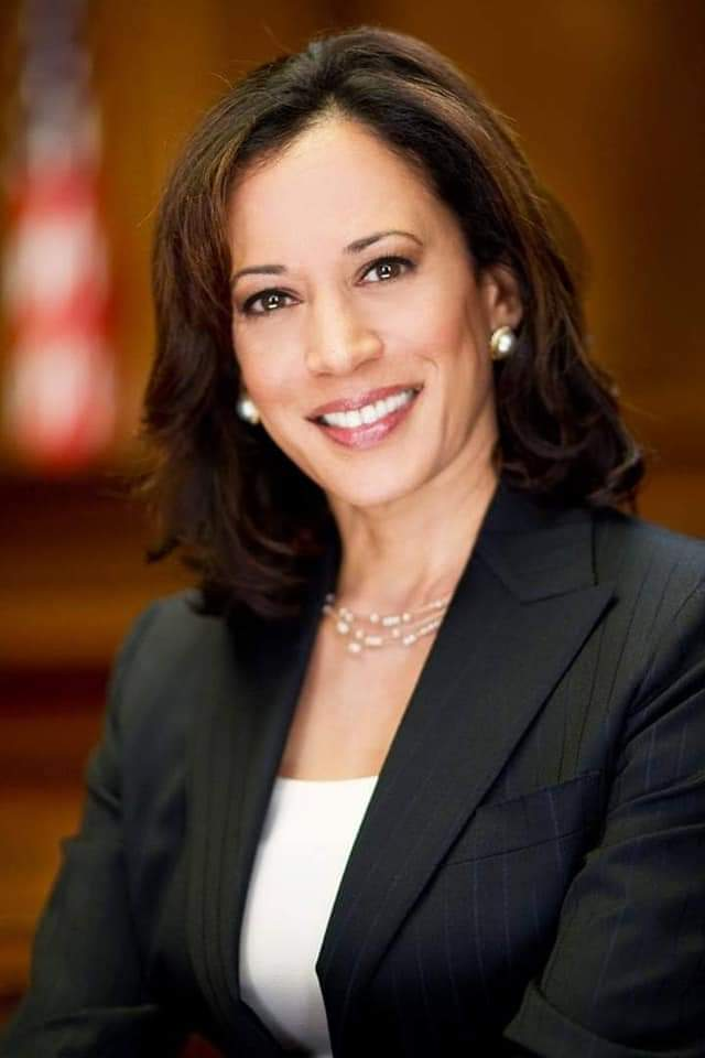Kamala Harris becomes the first female, first Black and first South Asian vice president-elect