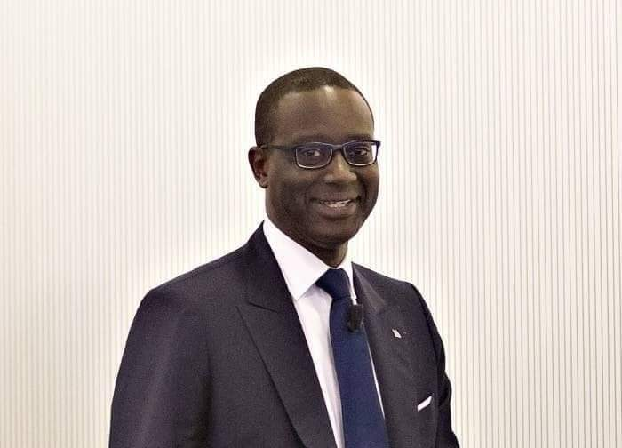 Tidjane Thiam of Ivory Coast and Jacob Diko Mukete from Cameroon, are my profiles of the week