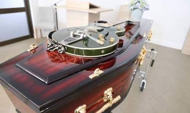 Zimbabwean millionaire Ginimbi, buys own casket a week before his death