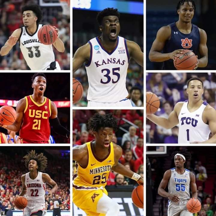 NBA teams draft a record-breaking 8 players of Nigerian descent