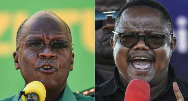 Tanzanian Opposition Leader Tundu Lissu Arrested Ahead Of Protest
