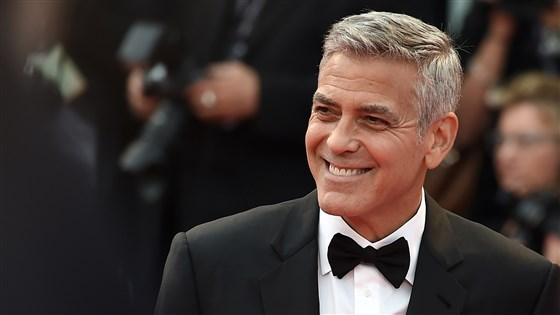 Actor George Clooney confirms he gifted $1M to each of his 14 closest friends
