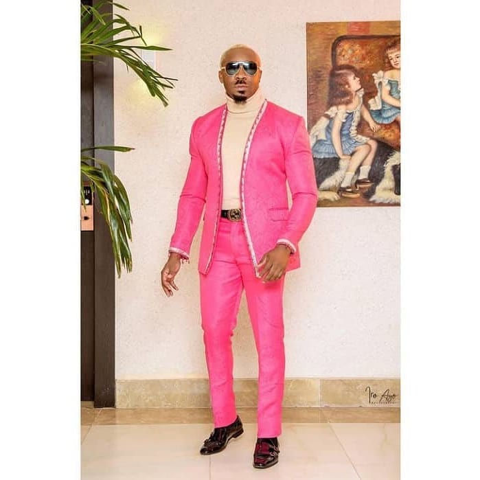 Nigerian socialite, Pretty Mike of Lagos, is seriously trending on social media