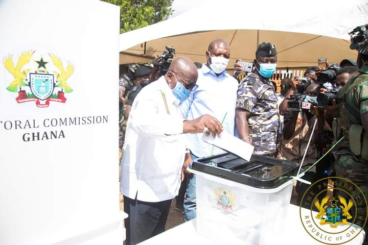Ghana votes for president to keep reputation for stability