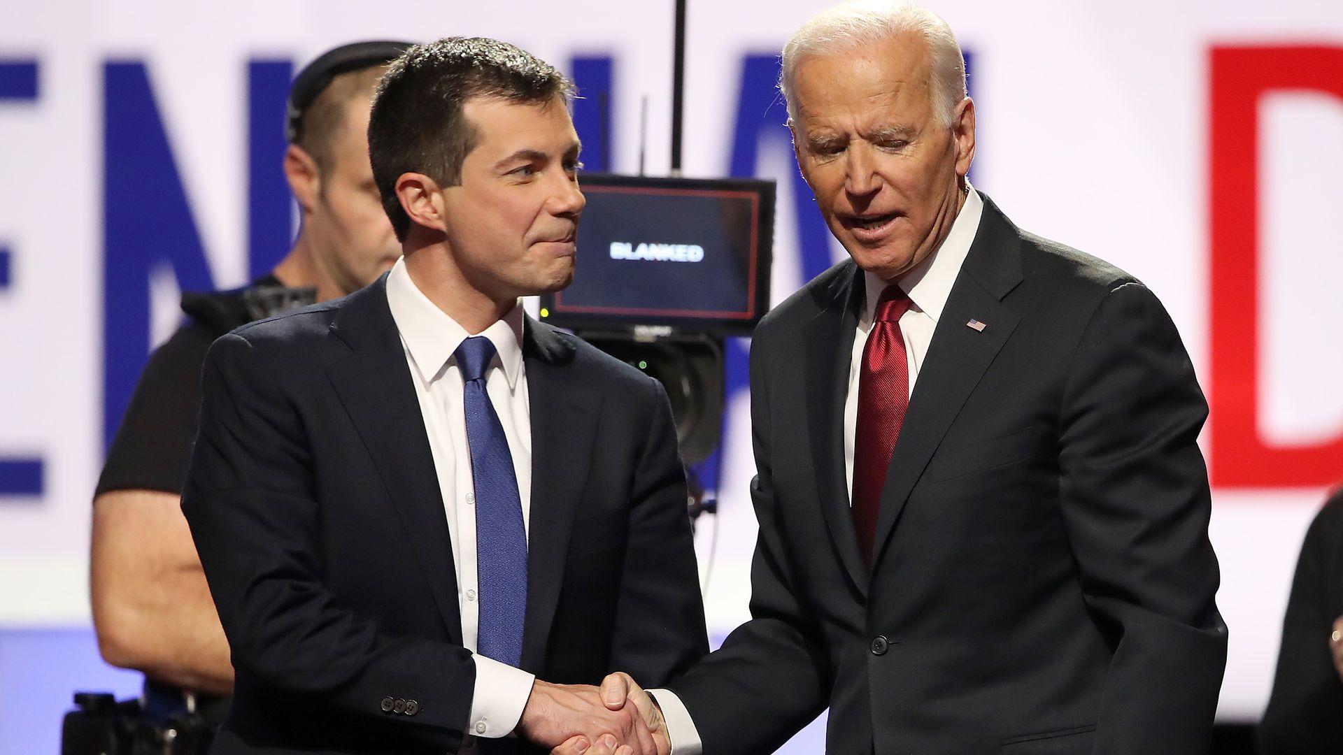 Biden picks Pete Buttigieg as transportation secretary