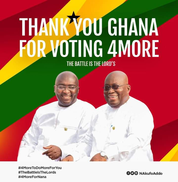 Ghana's President Nana Aku-Addo Vows to Restore Growth After Election Win