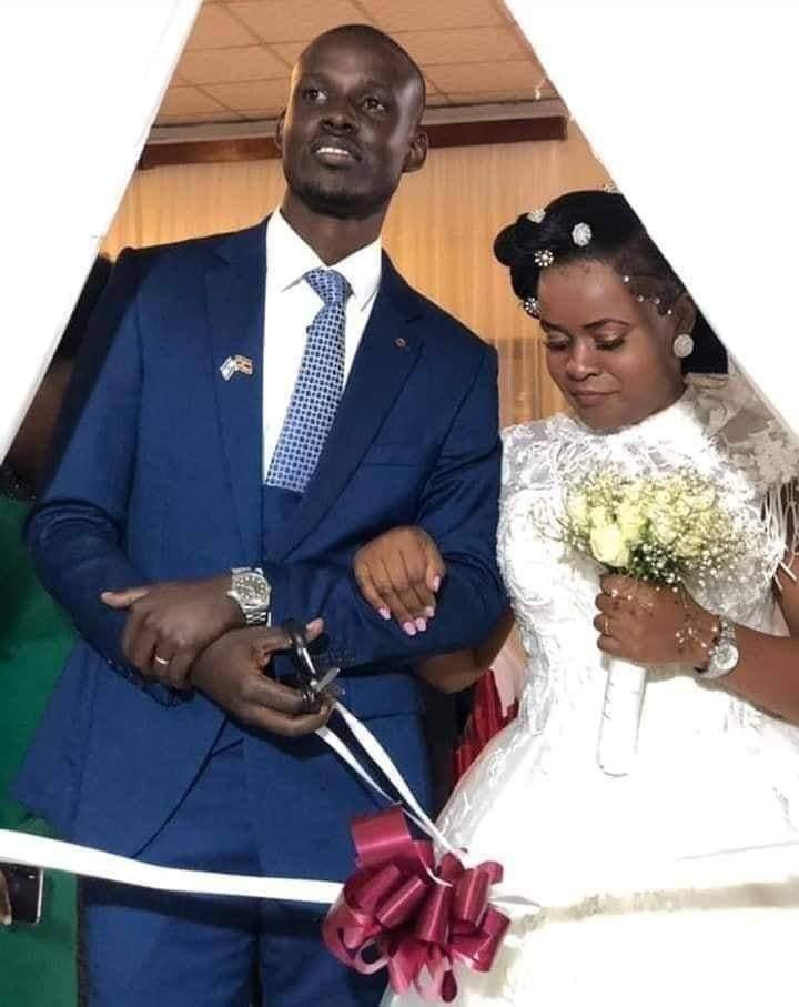 A Ugandan man dies few hours after his wedding