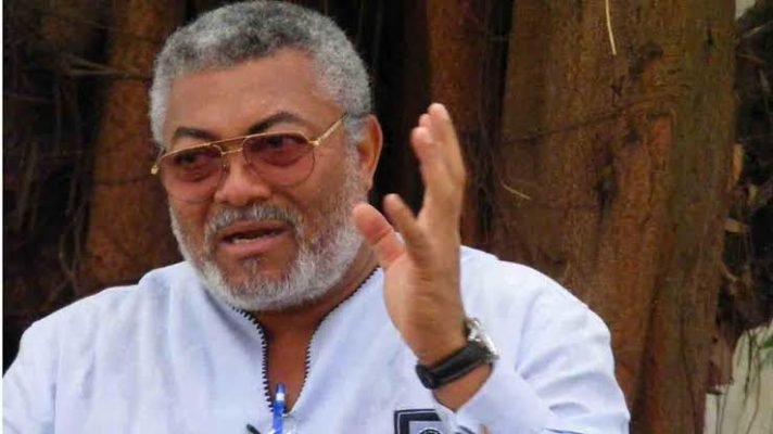 Former President Jerry John Rawlings to be buried on December 23