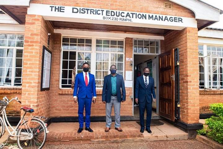 Malawian Prophet Bushiri constructs, hands over school to government