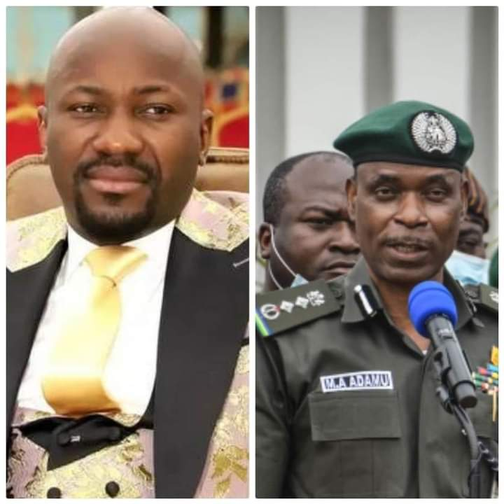 Nigerian police probe Apostle Suleman for allegedly sleeping with pastor's wife