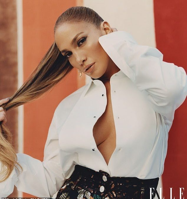 Jennifer Lopez, 51, reveals the FIVE THINGS she does to stay young