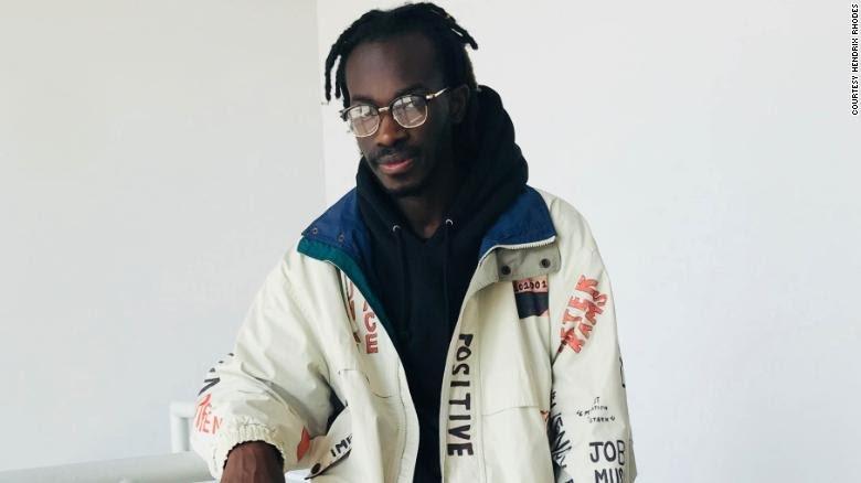 Meet Iddris Sandu: A 23-year-old Ghanaian Tech Genius