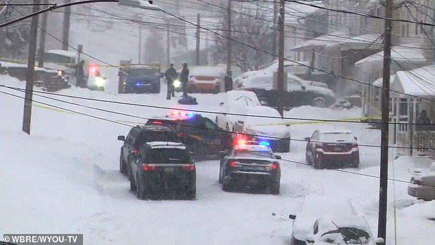 3 dead in Pennsylvania shooting in fight over snow removal