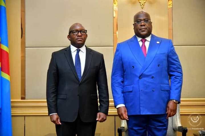Lukonde Kyenge DRC new Prime Ministe