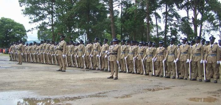 Malawi Police On Stealing Spree