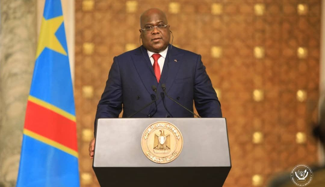 """My Profile Of The Week Is President Félix Antoine Tshisekedi Tshilombo """"The Man in the Arena"""""""
