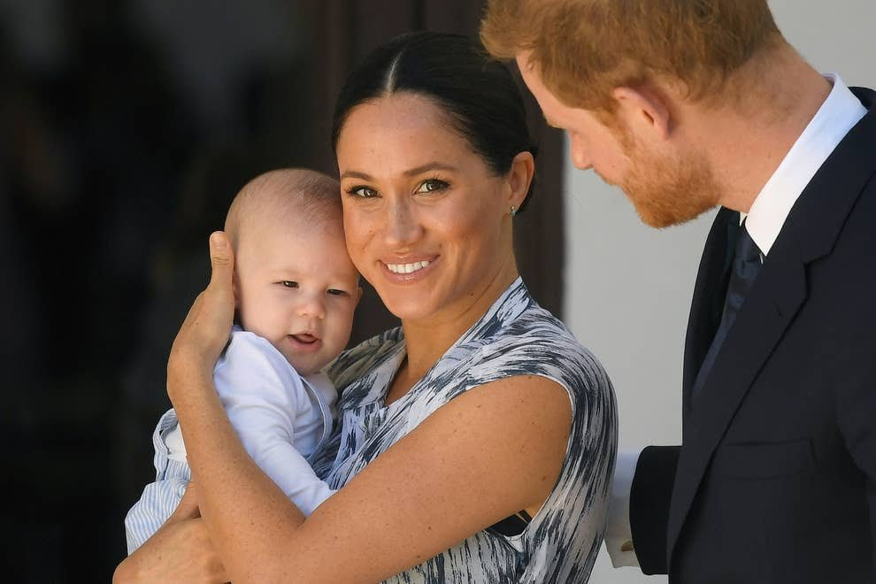 The Duchess of Sussex Meghan Markle Is Pregnant With Her Second Child