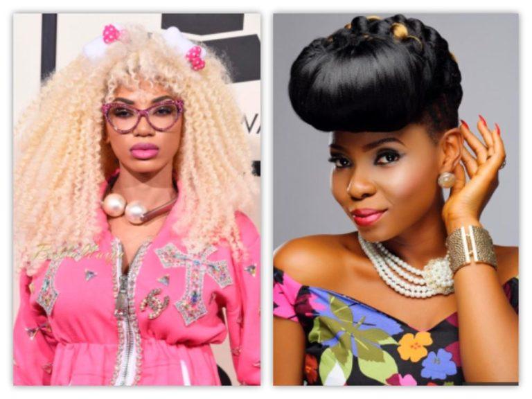 Cameroonian singer Dencia calls Nigerian singer Yemi Alade, a 'village girl'