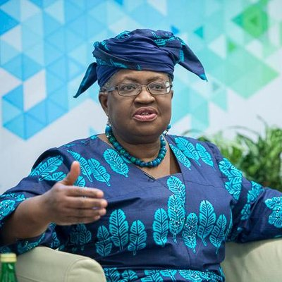 Backlash As Swiss Newspapers Call New WTO DG A '66-Year-Old Nigerian Grandmother'