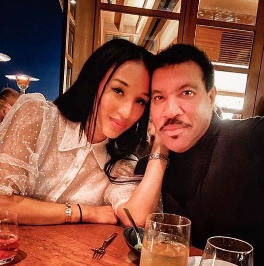 Lionel Richie reveals 40-year age gap romance with Lisa Parigi