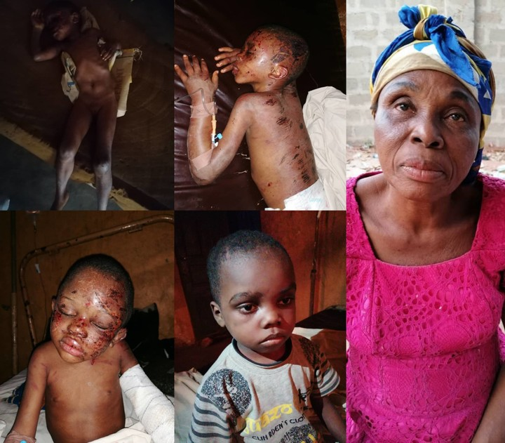 prophetess in Onitsha, Anambra State Nigeria, has been arrested