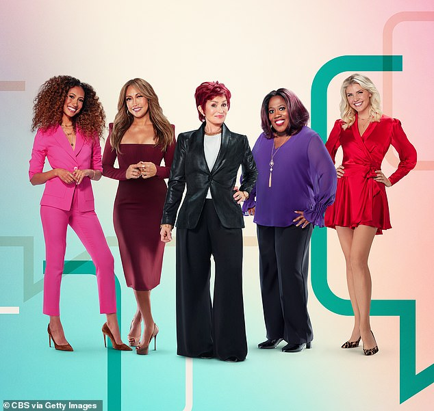 Sharon Osbourne's The Talk Goes Off Air After Row Over Piers Morgan