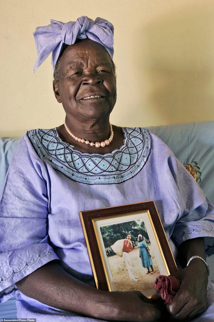 Former president Barack Obama's grandmother laid to rest in Kenya