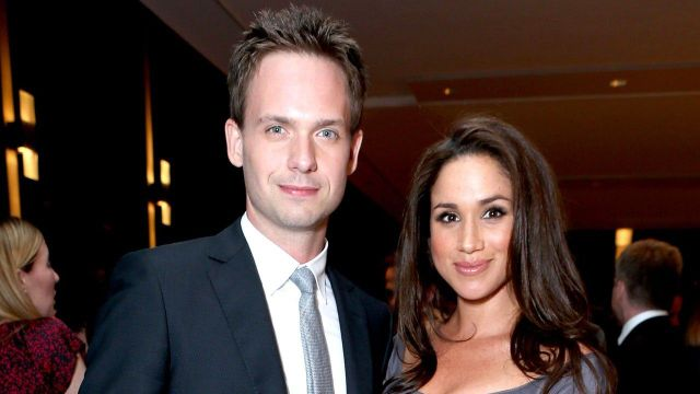 Patrick J. Adams Defends 'Suits' Co-Star Meghan, the Duchess of Sussex, on Twitter