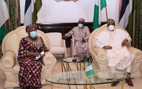 You earned your position, Buhari tells WTO DG,