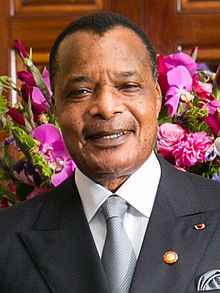 Denis Sassou N'Guesso Re-elected As President