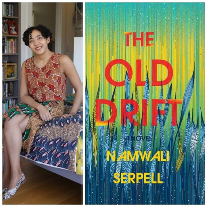 Zambian Namwali Serpell my profile of the week.