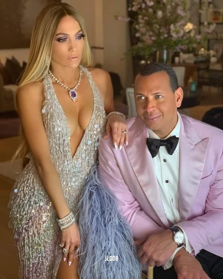 Jennifer Lopez and Alex Rodriguez Split, Engagement Off