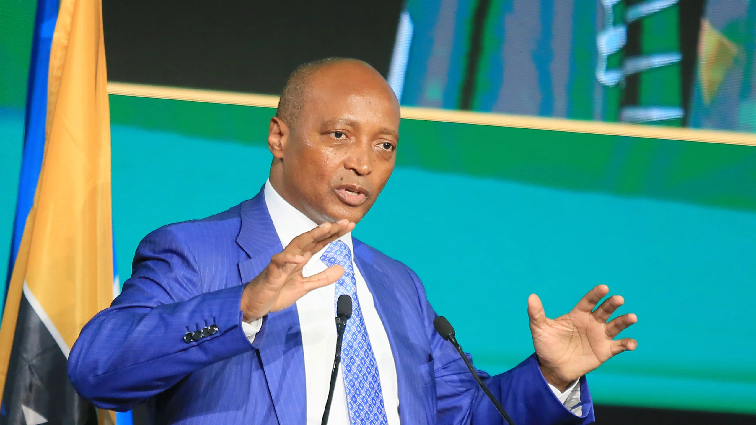 Africa must win World Cup soon, says new CAF boss Motsepe