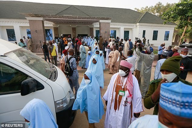 NEARLY 300 ABDUCTED NIGERIAN GIRLS FREED, LOCAL OFFICIAL SAYS