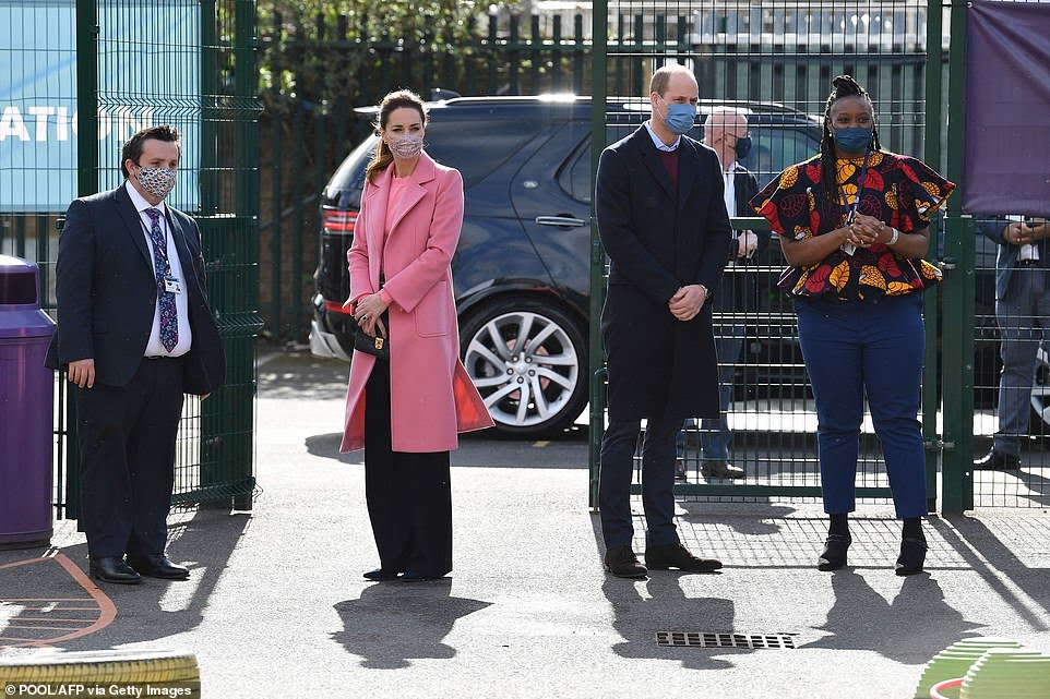 Prince William says Royal Family 'is not racist