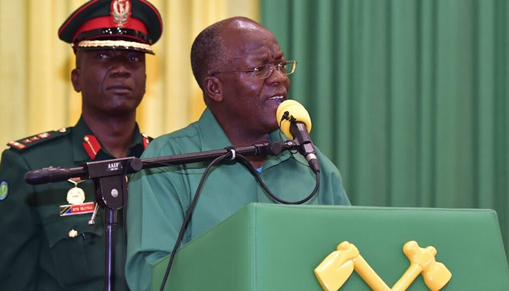 President Magufuli Absence Prompts Questions by Tanzanian Opposition